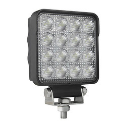 LED R23 Werklamp | IP69K | 2520 lumen | 24 watt | 9-30v |
