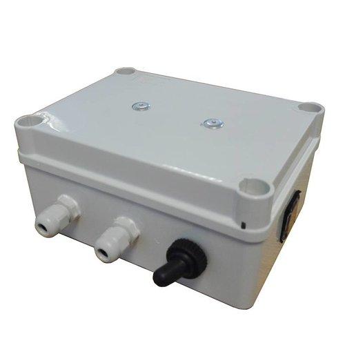 Controlbox dient Sklaventreiber 4 Blinkern