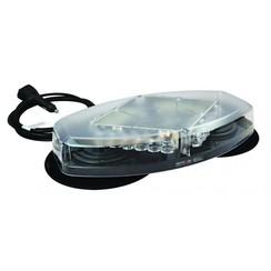 R65 Mini-LED-Rundumleuchte bar, High Power LEDs | 12-24V | Magnetfuß
