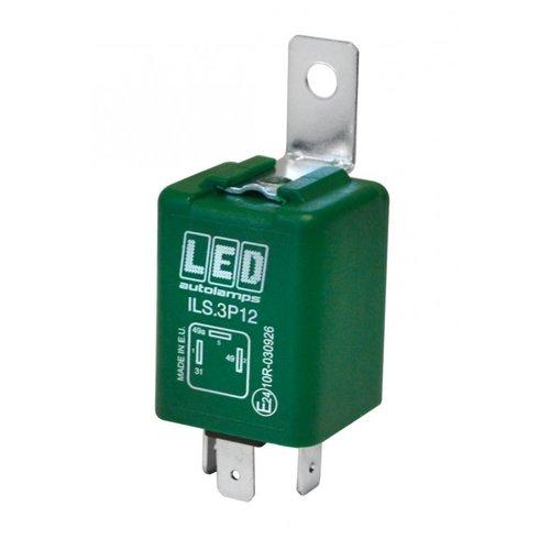 LED Autolamps  i-LS relay 3-pin - 12v