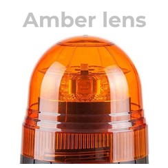 Amber replacement lens receivers for the S07ZL001 & S07ZL004