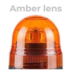 Amber vervangingslens t.b.v. de S07ZL001 & S07ZL004