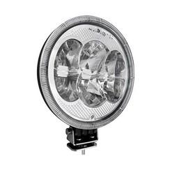 LED-Scheinwerfer 5400 Lumen mit DRL 12 - 24v ECE R112 ECE R7