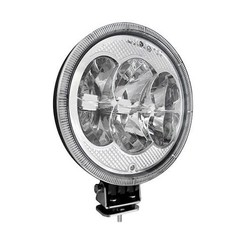 LED spotlight 5400 lumens with DRL 12 - 24v ECE R112 ECE R7