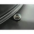Prealux S.r.l. R&D 200mm Slave wit flasher slim-line met oren