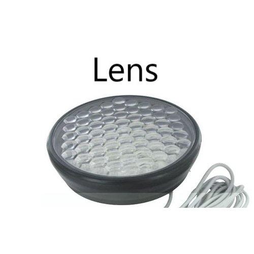 Vervangbare lens tbv 20L8-flasher