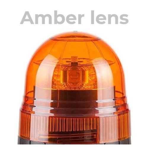 Amber replacement lens receivers for the S07ZL001.1 & S07ZL004.1