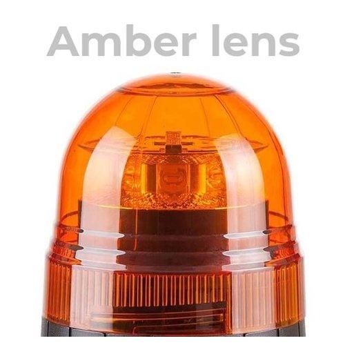 Amber vervangingslens t.b.v. de S07ZL001.1 & S07ZL004.1