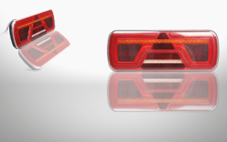 Combination rear lights