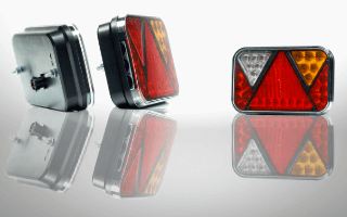 VC-2700 series Rear light