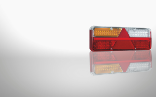 Kingpoint Rear light