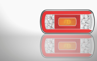 600 series rear Light