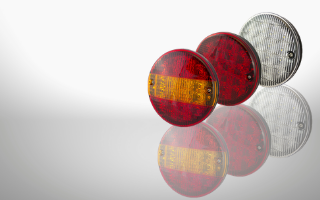 HB140 serie rear lights