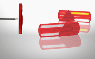EU390 series rear lights
