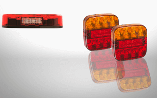 98-, 99 serie rear lights