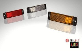 LED Autolamps markeringslichten