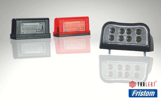 Fristom LED kentekenverlichting