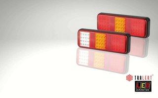 LED Autolamps achterlichten