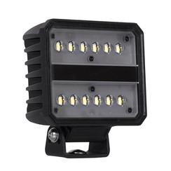 LED arbeitsscheinwerfer | 6200 Lumen | 60 Watt | IP69K | Errichtet Deutsch-Stecker