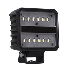 LED Work light | 6200 lumens | 60 watt | IP69K | Built Deutsch connector