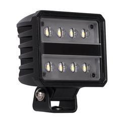 LED arbeitsscheinwerfer | 4100 Lumen | 40 Watt | IP69K | Errichtet Deutsch-Stecker