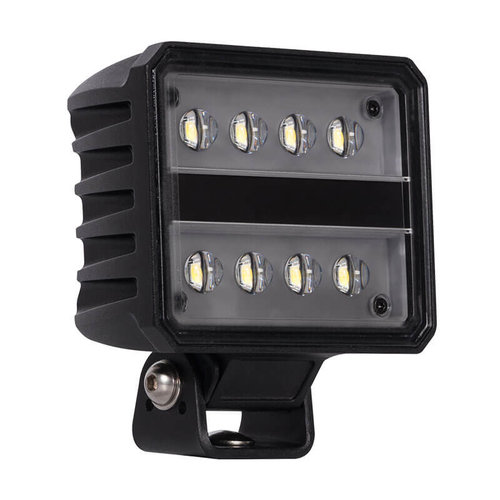 LED Work light | 4100 lumens | 40 watt | IP69K | Built Deutsch connector