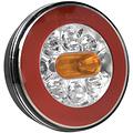 Fristom LED achterlicht zonder kentekenlicht  | 12-36v | 5 pins