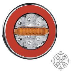 LED-Rücklicht ohne Kennzeichenbeleuchtung | 12-36V | 5 Pins
