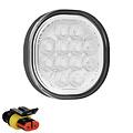 LED Achteruitrijlicht  | 12-24v | 50cm. kabel+superseal vlakke montage