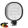 LED Achteruitrijlicht | 12-24v | 50cm. kabel+superseal staande montage
