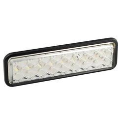 LED-Rückfahrlicht Slimline Montage | 12-24V | 0,18 M. Kabel