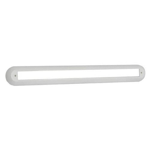 LED Autolamps  Enkele opbouwrand wit t.b.v. 380 serie