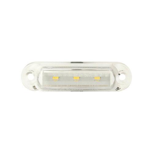 LED markeringslicht groen 24v