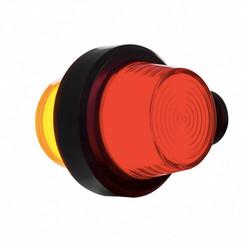 LED pendellamp, korte steel & matte lens,  | 12-24v |