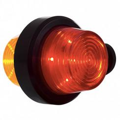 LED-Pendelleuchte, kurzer Stiel und klare Linse, | 12-24V |