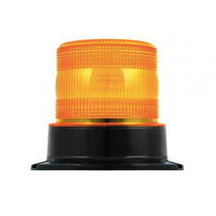 R10 LED PC Flits/zwaailamp amber | 10-30v |