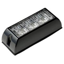 LED-Blitz 3 LEDs Gelb 10v - 30v