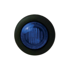 LED interior blue | 12-24v | 20cm. cable