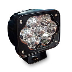LED Werklamp   35 watt   3500 lumen   9-36v   40cm. kabel