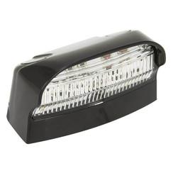 LED-Kennzeichenleuchte | 12-24V | 20 cm. Kabel