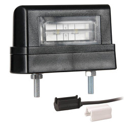 LED kentekenverlichting  | 12-36v | incl. connector 1,5mm2
