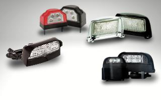 Alle LED-Kennzeichenbeleuchtung