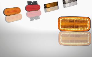 LED markeringslichten (alle)