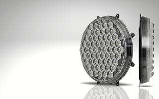 200mm LED flashers