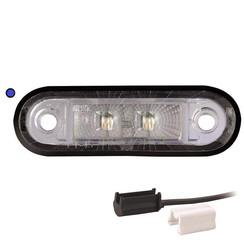 LED-Dekoration Licht   blue   12-36V   1,5mm2 Anschluss