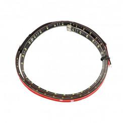 LED Interieurverlichting flexibele strip 114cm. 24V koud wit