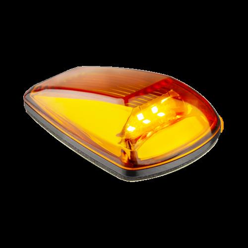 LED Autolamps  Kat.6 Zij knipperlicht - Zwarte beugel