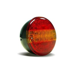 LED hamburger rear light | 12-24v | without a cable.