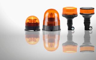 LED zwaailampen
