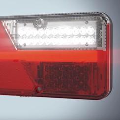LED paneel achteruitrijverlichting Links tbv Kingpoint lamp